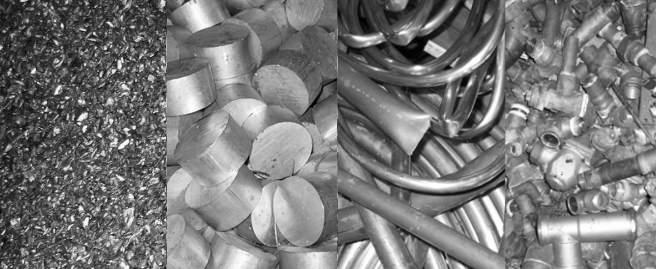 Виды металлолома по госту